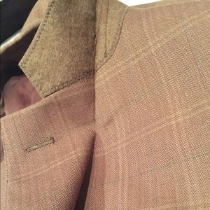 Brooks Brothers Suits & Blazers - Brooks Brothers Butterscotch 346 Wool Blazer